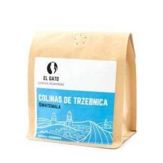 Kawa ziarnista Colinas de Trzebnica Gwatemala