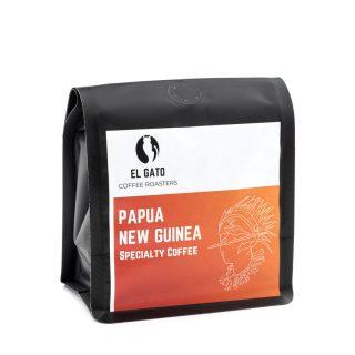 Kawa ziarnista Papua Nowa Gwinea Specialty Coffee