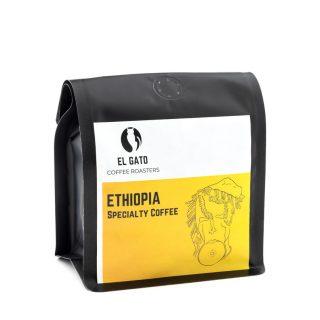 Kawa ziarnista Etiopia Chelbessa Specialty Coffee
