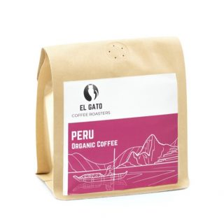 Kawa ziarnista z Peru Organic