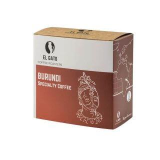 Kawa z Afryki Burundi